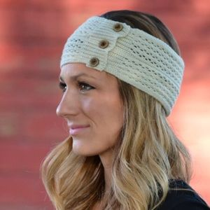 Accessories - Knit Headwrap